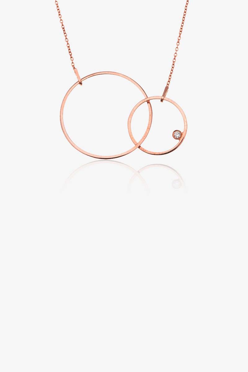 Circle Shape Necklace