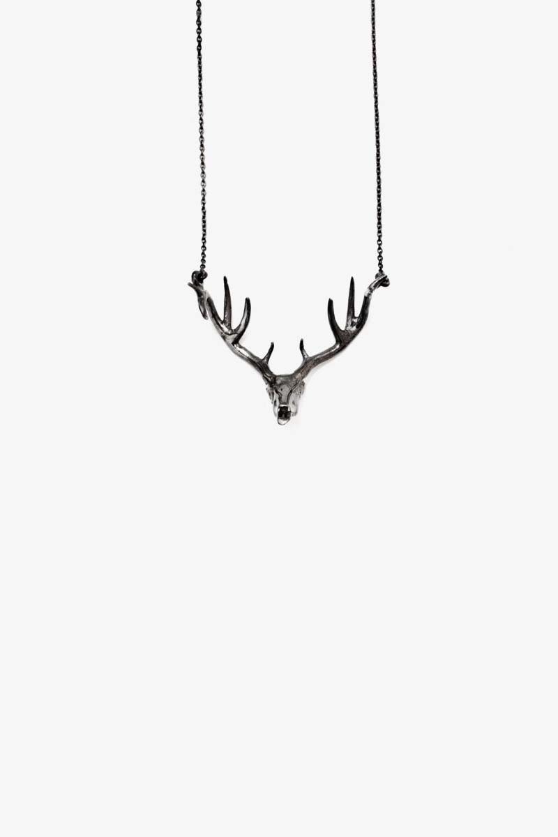 Small Deer Necklace